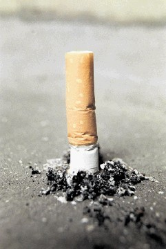 KICK THE HABIT: Stop smoking while working offshore