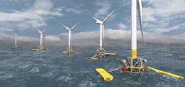 IN DEVELOPMENT: Green Ocean Energy is  building a full-scale prototype of its Wave Treader