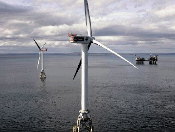 Offshore renewables