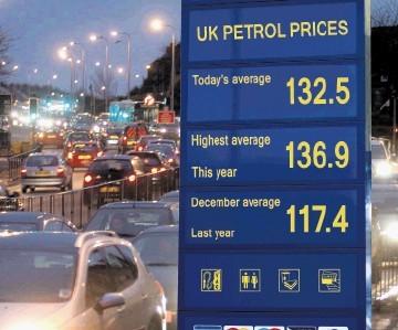 Petrol  news