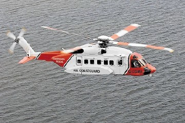 Rampion vessels and Solent coastguard were scrambled to the rescue.