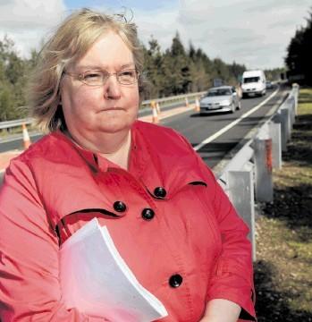 Vivian Roden: concerns
