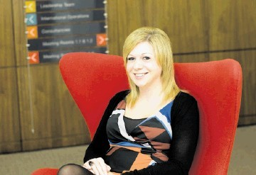 Nicola Greig, international resourcing lead at Wood Group PSN