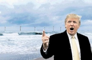 Trump ordered to pay Scot Gov £225k over North Sea wind farm battle