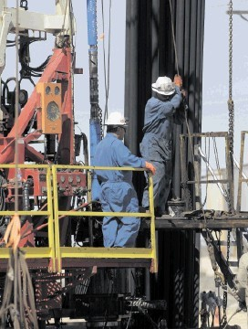 US shale operations