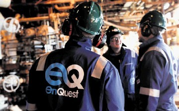 EnQuest has cut its contractor rates by 10%