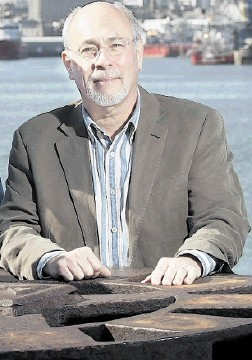 EXPANDING HORIZON: Mark Vorenkamp . . .  new markets for growth