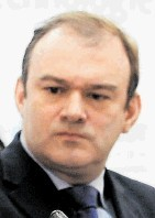 "UK Energy Secretary Ed Davey: ""concerns"""