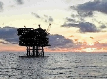 The blocks could hold a significant amount of oil