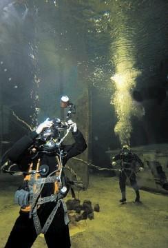 The Underwater Centre, Fort William
