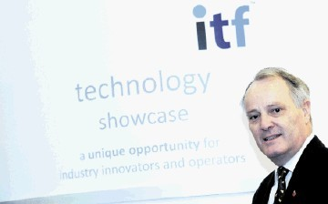 SUCCESSFUL TECHNOCRAT: Melfort Campbell, non-executive director, ITF