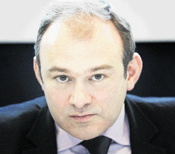 Ed Davey MP, Secretary of State for Energy and Climate Change