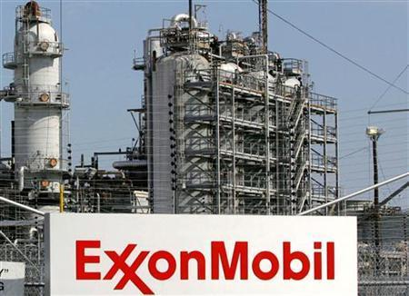 Exxon Mobil news