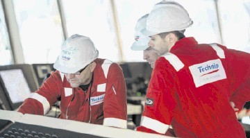 Technip has been awarded a major contract