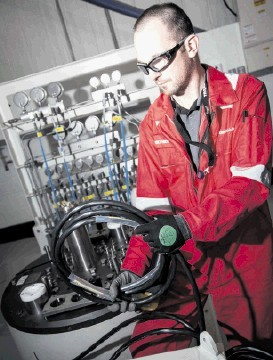 BIG PLAYER: Aker Solutions employs   more than 2,700 people in Aberdeen