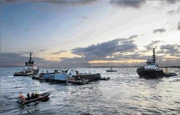 Sad day for marine energy