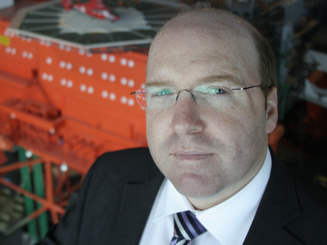 Bob Keiller will become the chairman of Scottish Enterprise