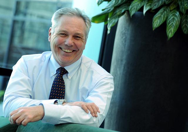 Ian Burdis of AGR