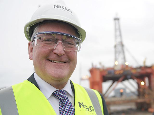 Fergus Ewing, Scotland's Energy Minister.
