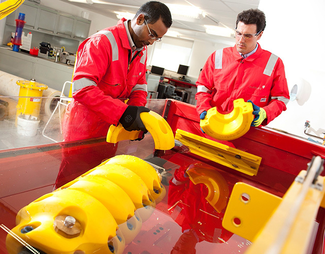 EXPERT: The firm specialises in flexible-pipe integrity and engineering services