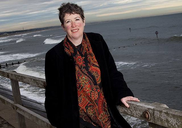 Morag McCorkindale , chief operating officer of Aberdeen Renewable Energy Group (AREG)