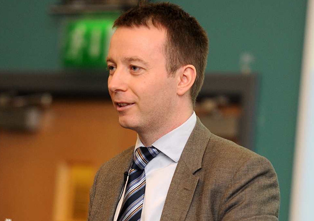 Niall Stuart, CEO of Scottish Renewables
