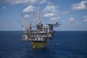 Shell's Perdido platform