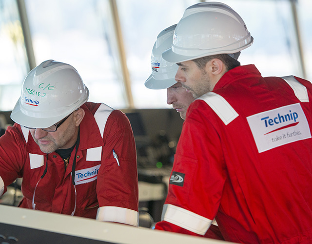 Technip FMC merger