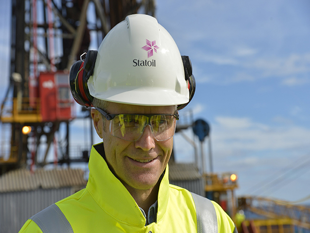 Former Statoil boss Helge Lund will start his new job today