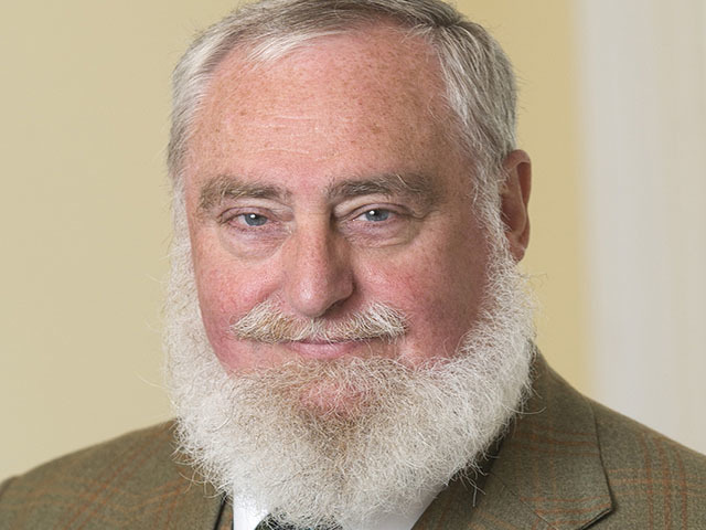Stuart MacBride, chairman of Trinity International Services
