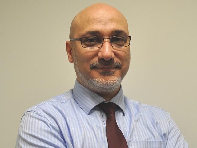 Spex's Nadir Mahjoub