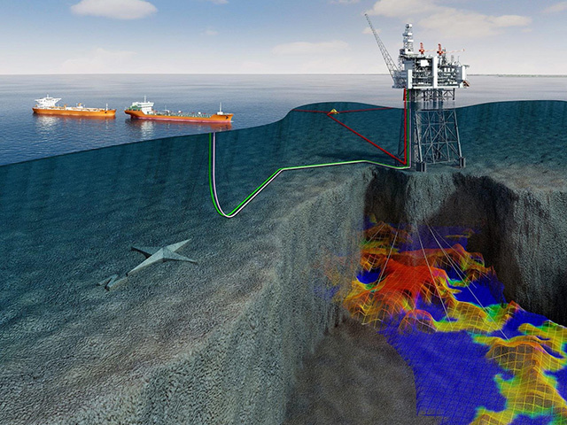 Statoil's Mariner project
