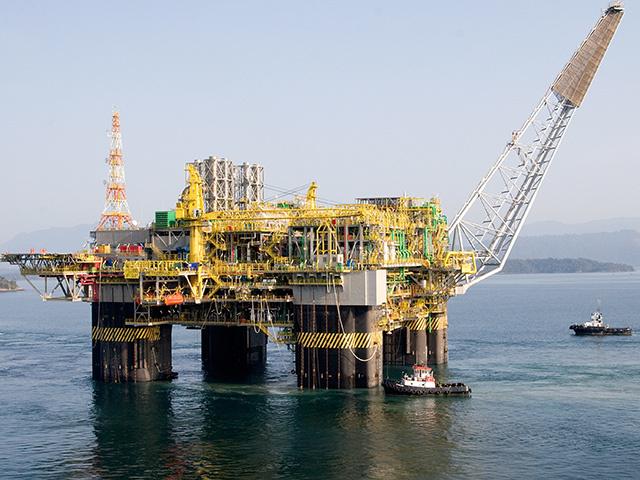 Petrobras' floating production unit P52