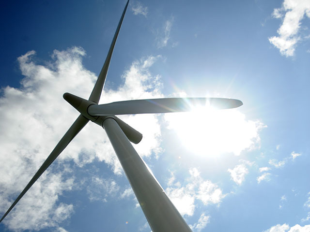 Ofgem said the link would allow new wind farms on Shetland to export renewable electricity to the rest of the UK and ensure supply on the islands.