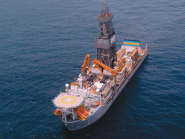 Dhirubhai Deepwater KG1