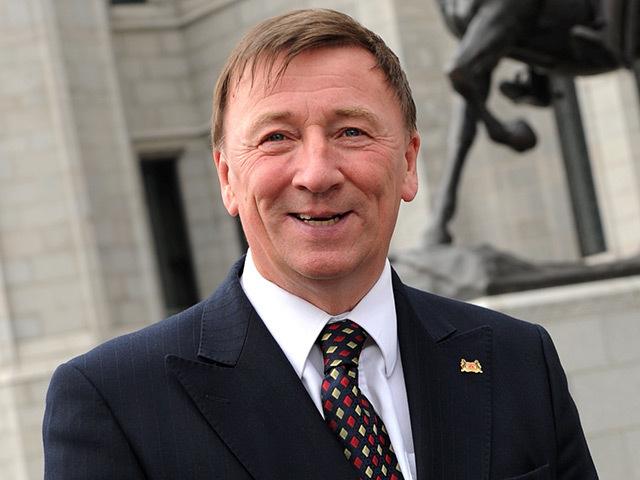Gordon McIntosh, deputy minister for natural resources for the government of Newfoundland & Labrador