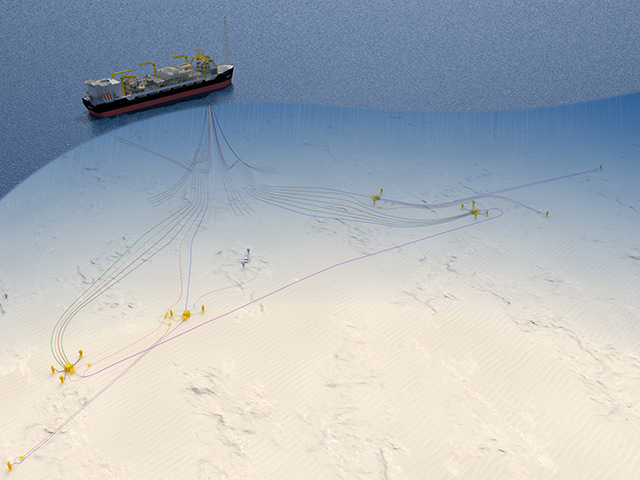 Chevron's plans for the Rosebank field in the North Sea