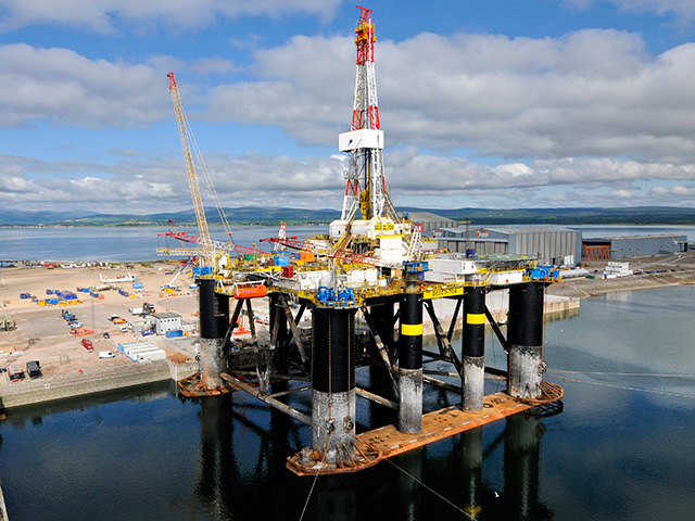 Transocean Sedco 704 drilled the two wells for Zennor Petroleum