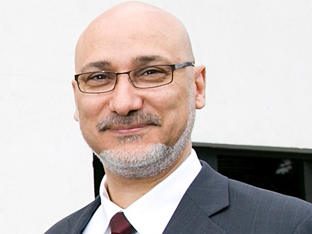 Spex chief operating officer Nadir Mahjoub