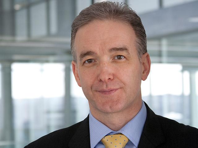 Wood Group PSN CEO Robin Watson