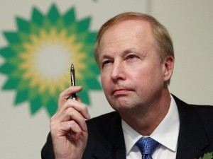 Governments must tax non-renewable energy, BP chief says