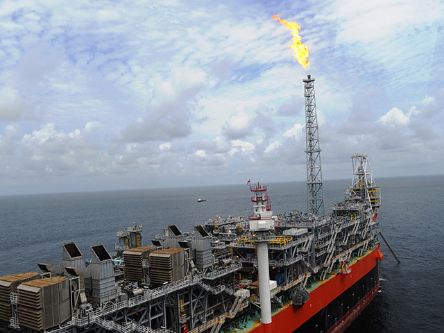 BP's Plutao, Saturno, Venus and Marte FPSO