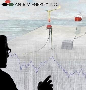 Antrim Energy news