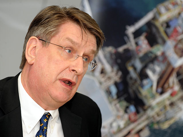 Oil & Gas UK chief executive Malcolm Webb