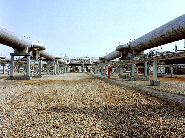 Bacton Gas Terminal