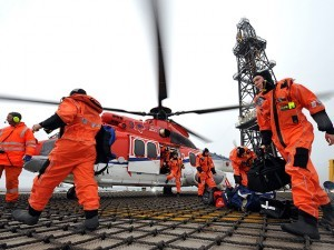 'Upswing' for offshore mental health but morale better on two-week rotas – oil chaplain