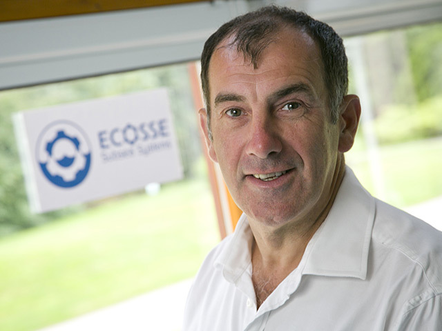 Mike Wilson started Ecosse Subsea Systems after stints offshore with UDI and Northern Ocean Services