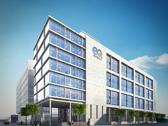 EnQuest's new North Sea HQ