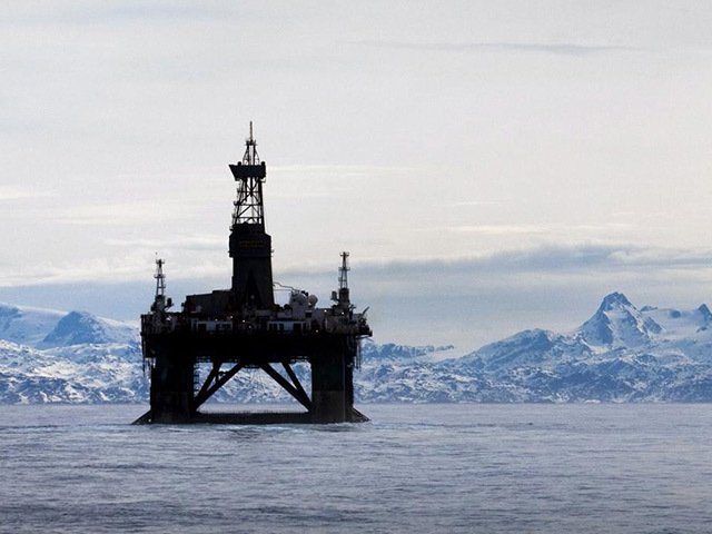 greenland oil and gas