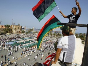 Libyan output reduced to near zero